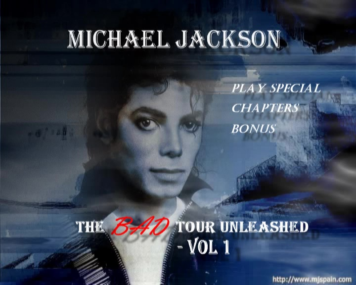 michael jackson bad tour unleashed vol 1 mjdvdshop