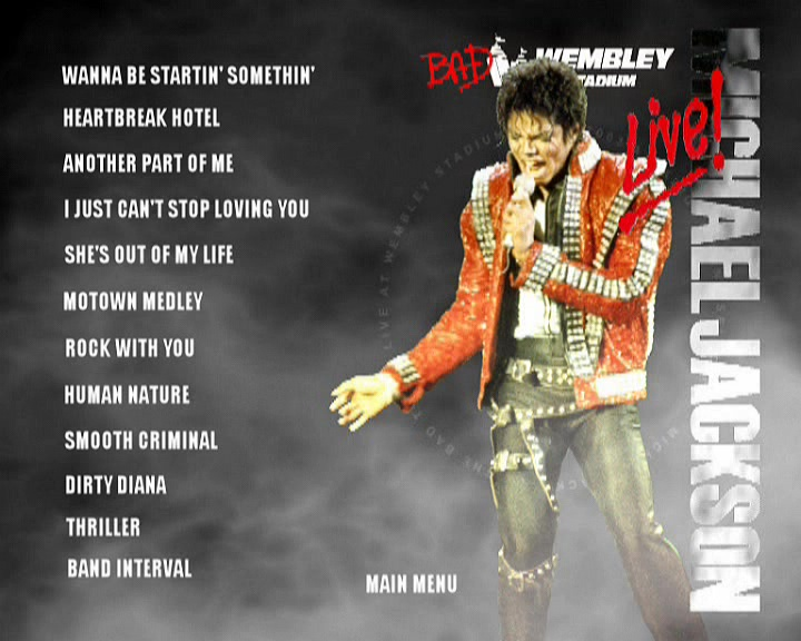michael jackson bad tour live in wembley mjvids mjvids