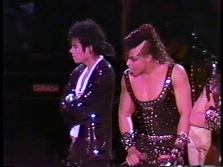 michael jackson bad tour live in yokohama 1987