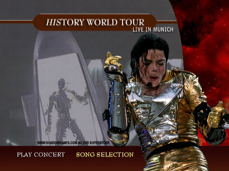 Michael Jackson History Tour Live In Munich Hd Version